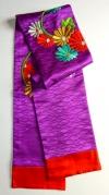Schal aus Vintage Kimono Material