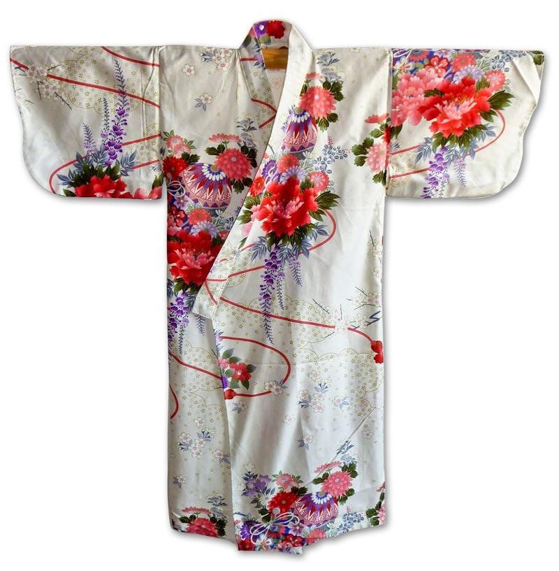 Kinderkimono aus Baumwolle